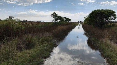 Sin tregua por el agua, los productores recalculan