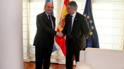 La Argentina pidi� que Espa�a ayude con el acuerdo UE-Mercosur