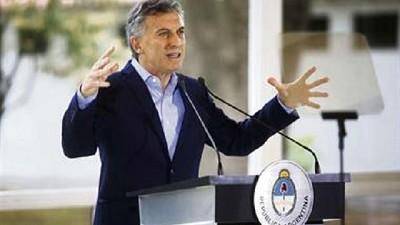 Macri apuesta a reactivar el crédito y el acceso a la vivienda